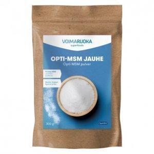Voimaruoka Opti-Msm Jauhe 300 G