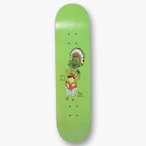 WKND Skateboards Gillette Many Hats 8 Deck