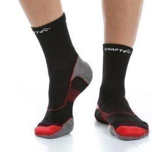 Warm Bike Mid Sock