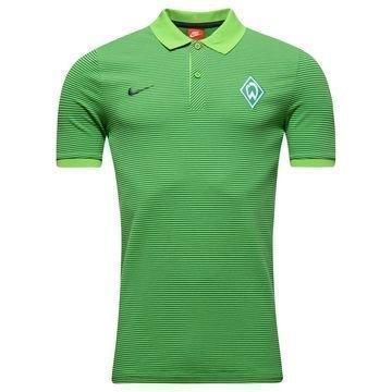 Werder Bremen Grand Slam Authentic Pikee Vihreä