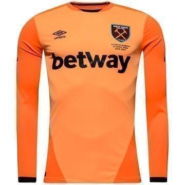 West Ham Maalivahdin paita 2016/17 Oranssi