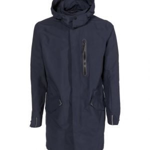 Wolfskin Tech Lab The Manhattan Coat Parka