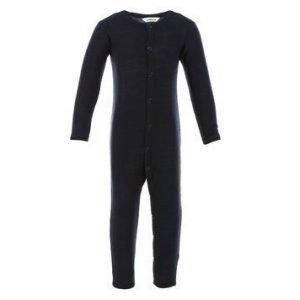 Wool Silk Jumpsuit