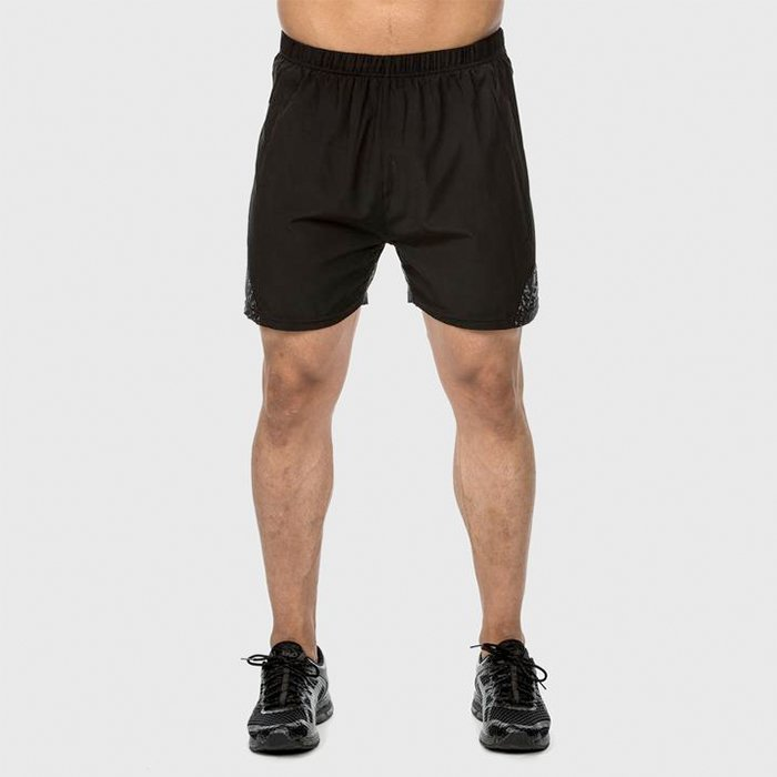 Workout Empire High Performance Shorts Raven