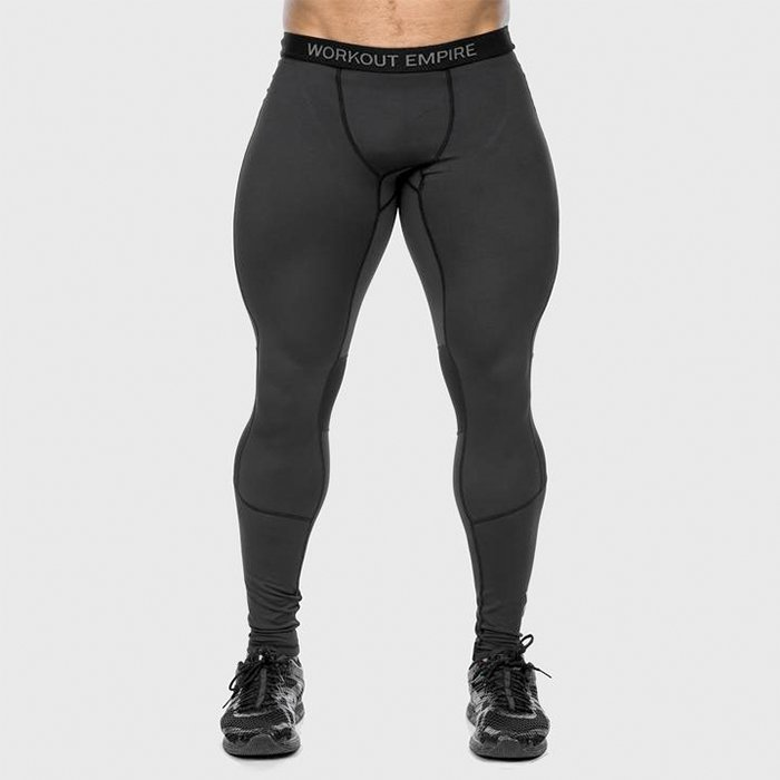 Workout Empire High Performance Tights Obsidian S