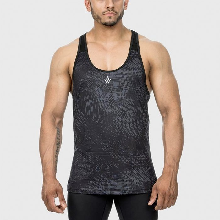 Workout Empire High Performance Y-Tank Raven M