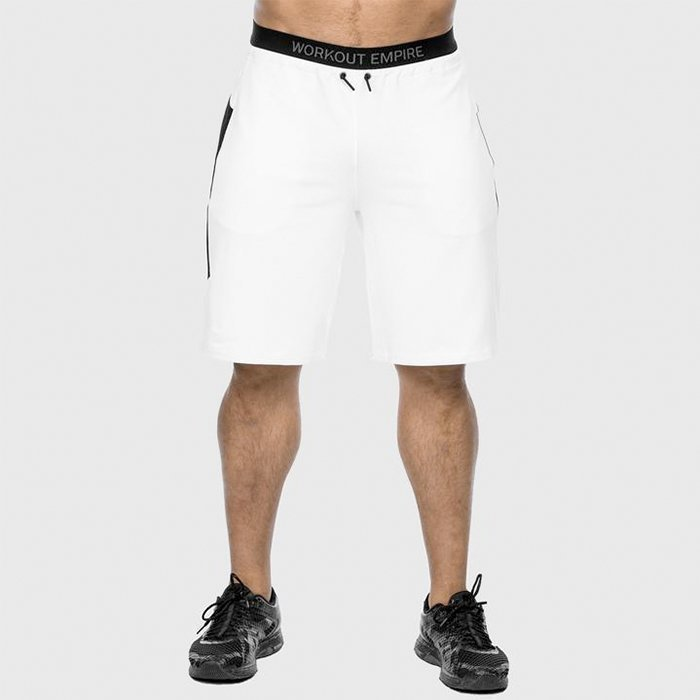 Workout Empire Imperial Sweatshorts Pearl XL