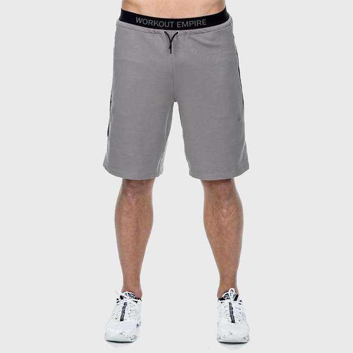 Workout Empire Imperial Sweatshorts Platinum S