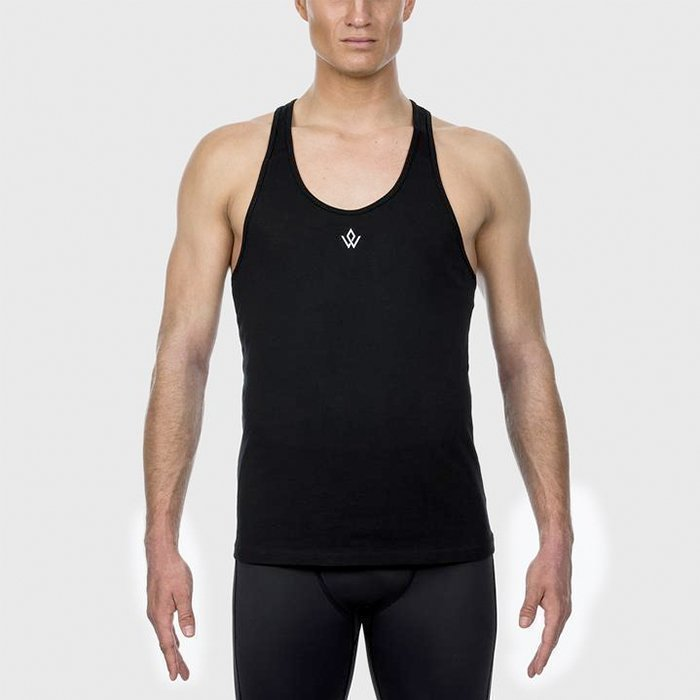 Workout Empire Imperial Y-Tank Obsidian L