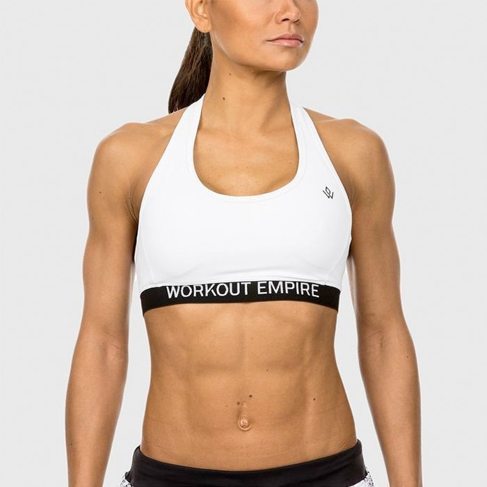 Workout Empire Performance Sports Bra Pearl