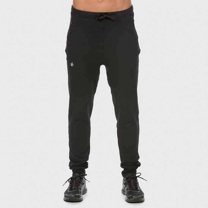 Workout Empire Womens Imperial Jogpants Obsidian L