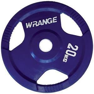 Wrange Pro Grip 20 Kg Sininen Levypaino