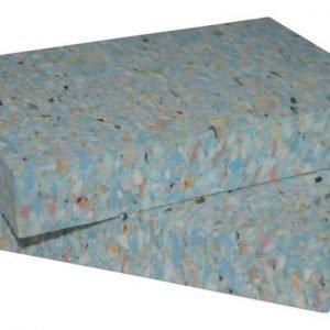 Yoga Mad Chip Foam-joogatukipala kierrätysmateriaali