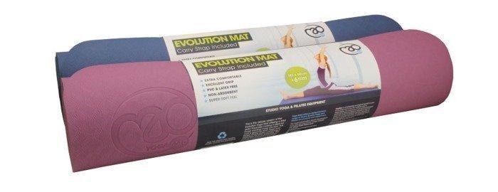 Yoga Mad Ekologinen joogamatto TPE 6mm 2 väriä