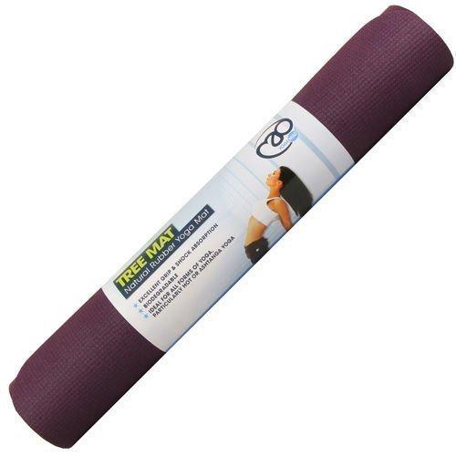 Yoga Mad Ekologinen luonnonkuminen joogamatto 4 mm