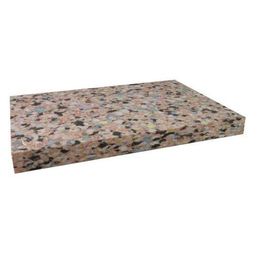 Yoga Mad Half Chip Foam-joogatukipala kierrätysmateriaali