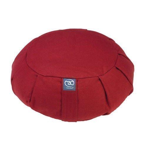 Yoga Mad Pleated Round Zafu meditaatiotyyny 3 väriä