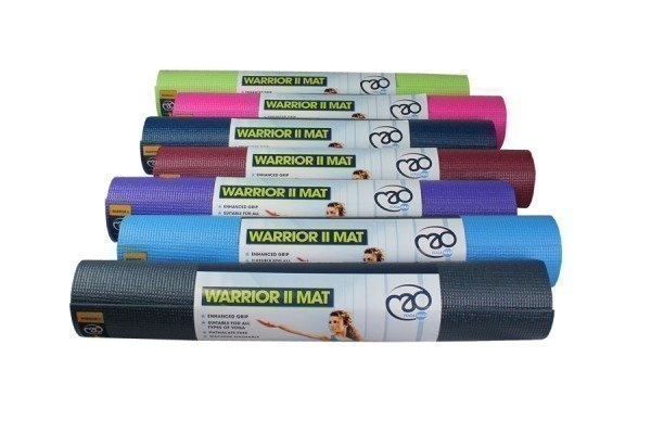 Yoga Mad Warrior II joogamatto 4 mm 5 väriä