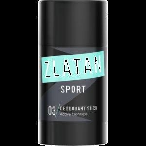 Zlatan Sport Deodorant Stick Deodorantti 75 Ml