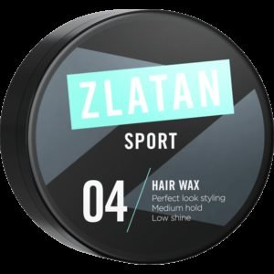Zlatan Sport Hair Wax Hiusvaha 90 Ml