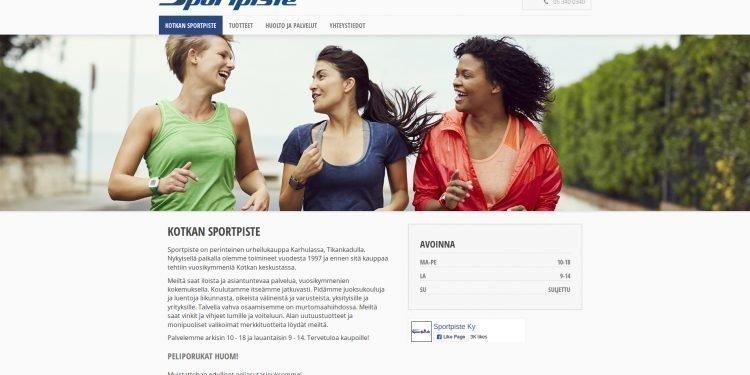 Kotkan Sportpiste Ky